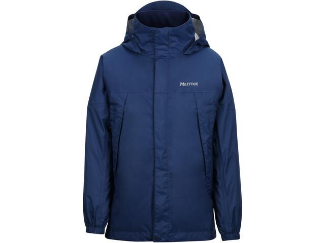 Marmot PreCip Jacket Barn arctic navy